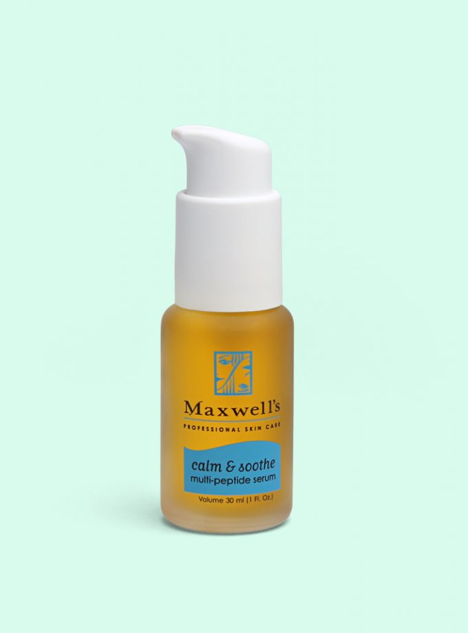 Calm & Soothe Multi Peptide Serum
