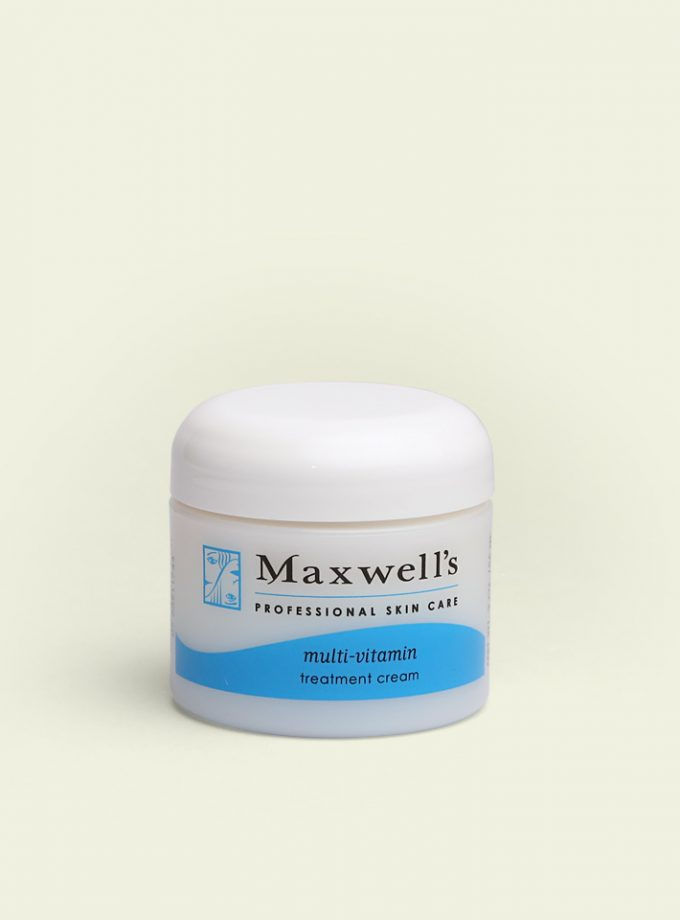 Multi-Vitamin Treatment Cream